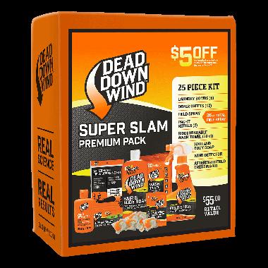 Dead Down Wind™ Super Slam Kit