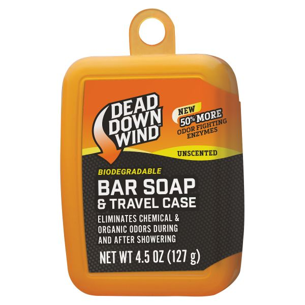 Dead Down Wind™ Bar Soap & Travel Case