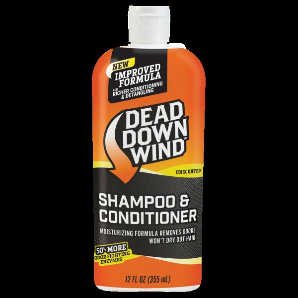 Dead Down Wind Shampoo & Conditioner | 121218