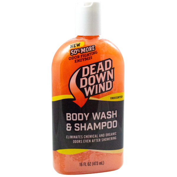 Dead Down Wind™ Body Wash & Shampoo