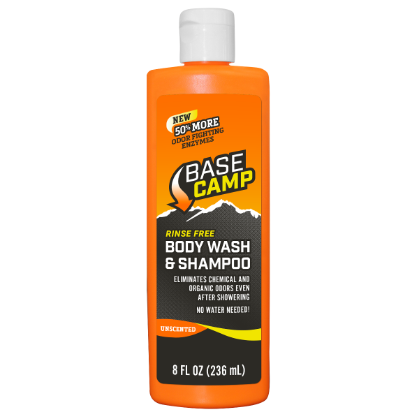 Dead Down Wind™ Rinse Free Body Wash & Shampoo