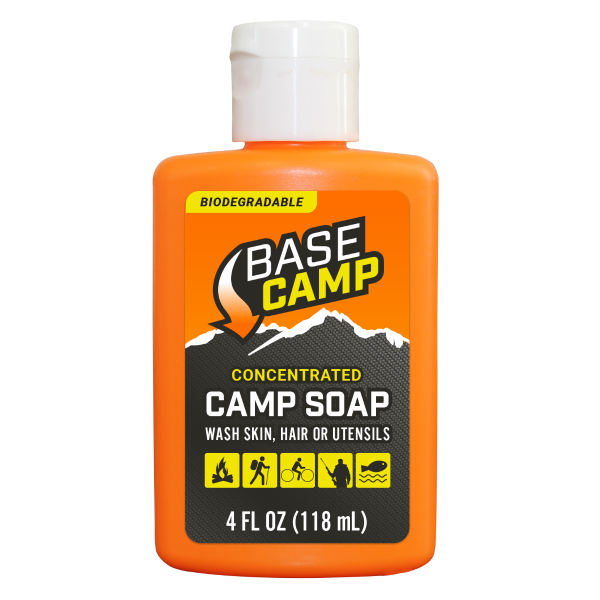 Dead Down Wind™ Base Camp Biodegradable Camp Soap