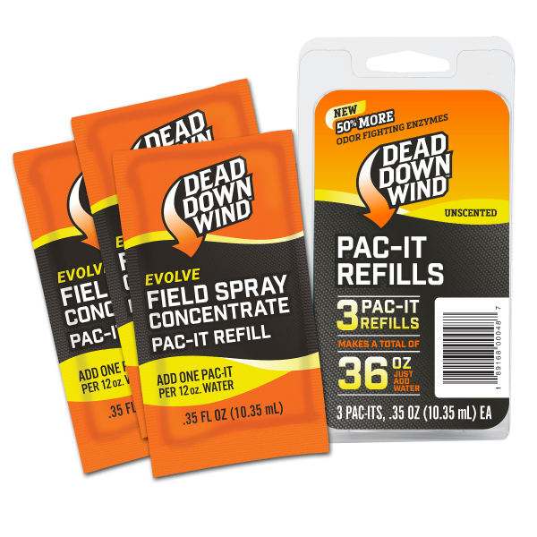 Dead Down Wind™ Field Spray Pac-It Refills