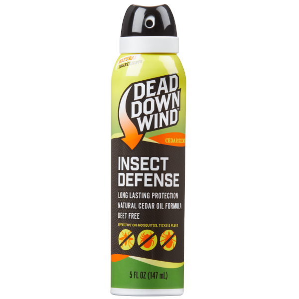 Dead Down Wind™ Insect Defense - Cedar Scent