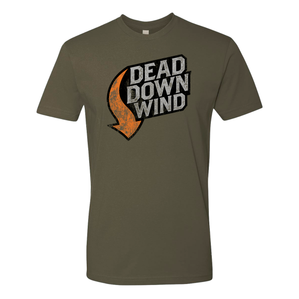 Dead Down Wind™ Tee - Green
