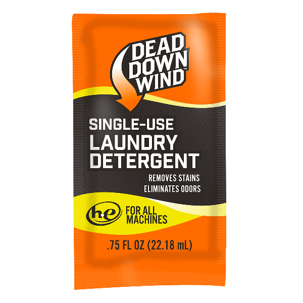 Dead Down Wind™ Single-Use Laundry Detergent