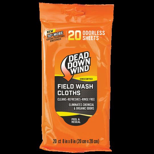Dead Down Wind™ Field Wash Cloths