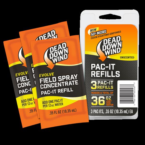 Dead Down Wind™ Field Spray Pac-It Refills