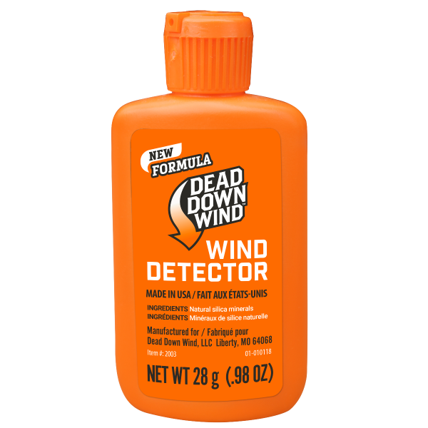 Dead Down Wind™ - Wind Detector