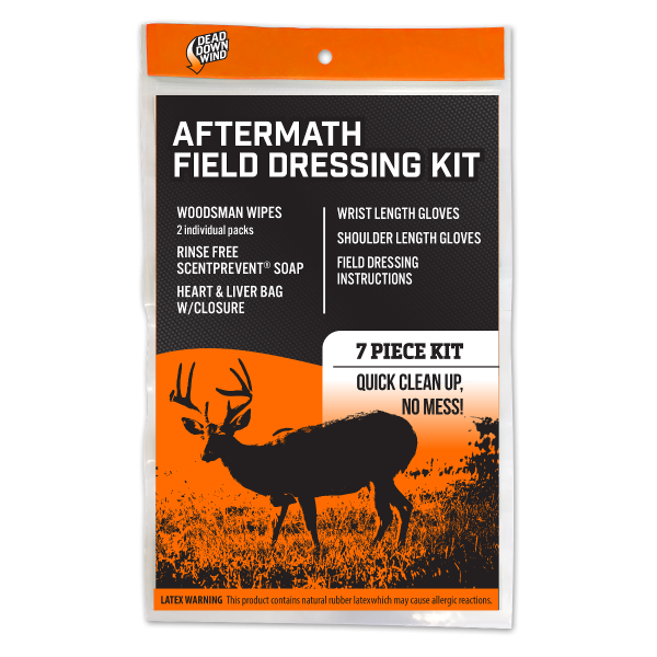 Dead Down Wind™ Aftermath Field Dressing Kit