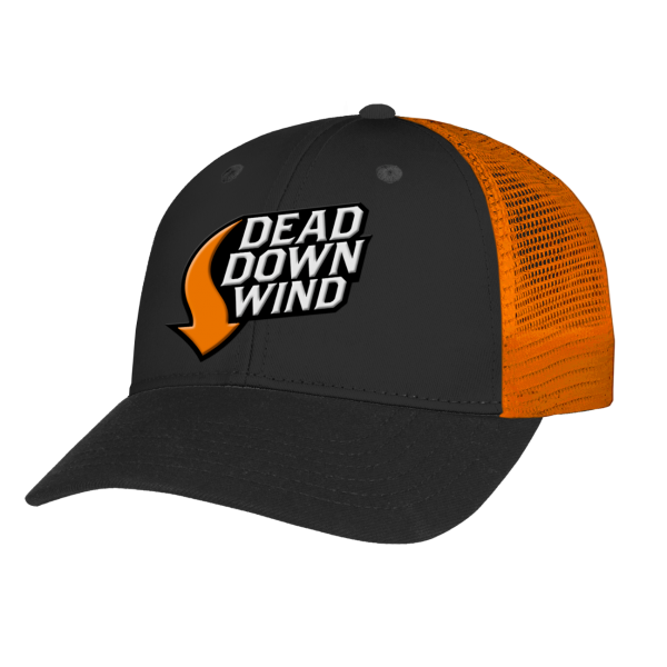 DDW Hat - Gray/Orange