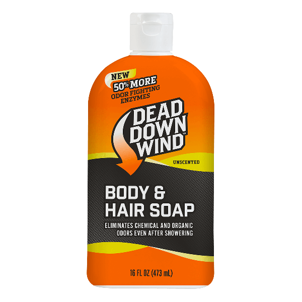 Dead Down Wind™ Body & Hair Soap