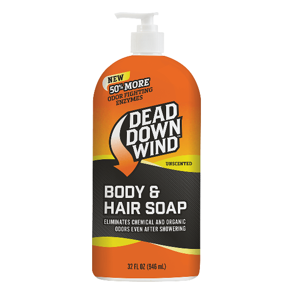 Body & Hair Soap - 32 oz. Pump Top