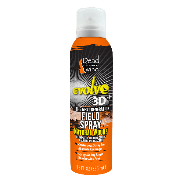 Continuous Field Spray - Natural Woods - 12 oz.