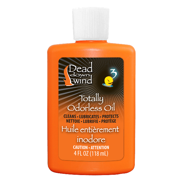 Totally Odorless Firearm/Bow/Reel Oil